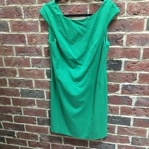 Vince Camuto Spring Green dress- size 12